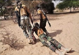 Bloody: Boko Haram Terrorists Kill Two Nigerian Soldiers, Wound Four Others in Borno